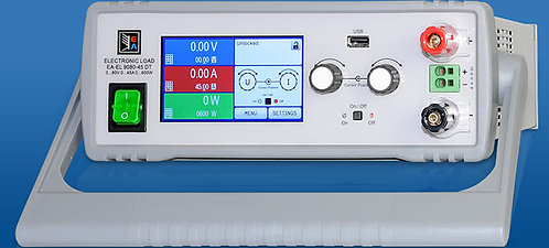 Elektro-Automatik EA-EL 9750-10 DT Programmable DC Electronic Load 600W/750V/10A