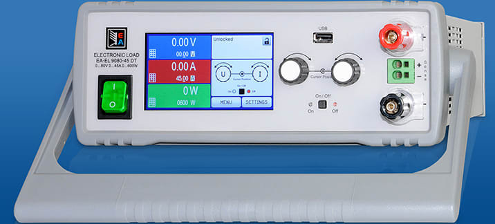 Elektro-Automatik EA-EL 9500-16 DT Programmable DC Electronic Load 600W/500V/16A