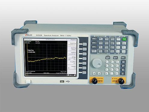 Saluki S3532 Spectrum Analyzer 9kHz to 3.6/7.5GHz