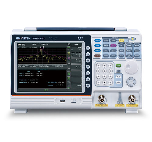 GW Instek GSP-9300/9300TG Spectrum Analyzer 9KHz - 3GHz