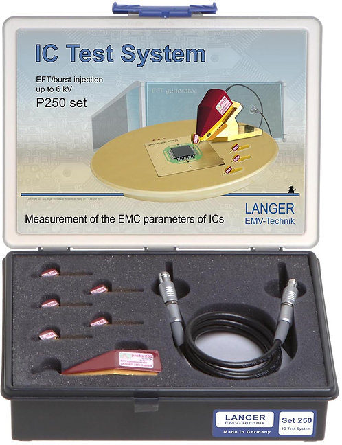 Langer EMV P250 Probe Set EFT/Burst Injection up to 6 kV