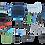 Thumbnail: Metrel MI 3102H BT EurotestXE 2.5 kV, Insulation, Continuity Tester, TRMS, RCD