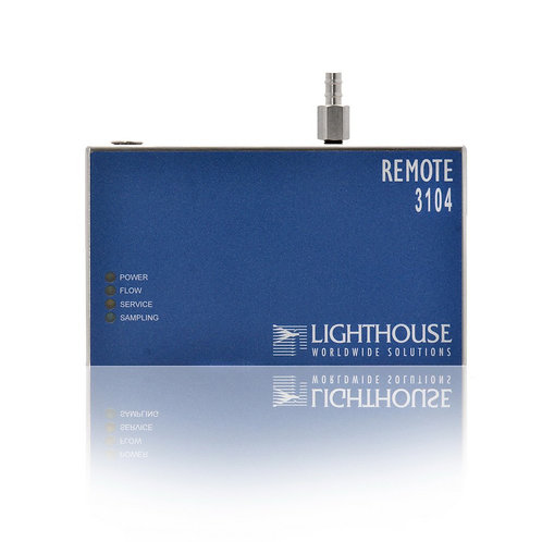 Lighthouse 3104 Real Time Remote Airborne Particle Counter