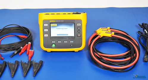 Fluke 1730 3 Phase Electrical Energy Logger - NIST Calibrated with Warranty