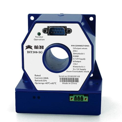 Hangzhi DIT300-SG 300 Amp High Precision Digital Current Transducer 200ppm