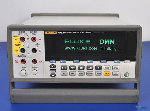 Fluke 8845A 6.5 Digit Precision Multimeter - NIST Calibrated