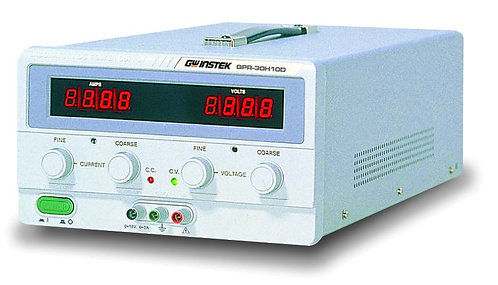 GW Instek GPR-11H30D DC Linear Power Supply 330W 110V 3A