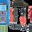 Thumbnail: Metrel MI 3121 SMARTEC Insulation , TRMS. Continuity Tester