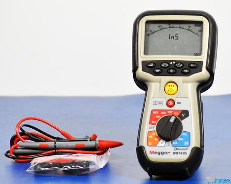 Megger MIT485 1kV Insulation Resistance Tester NIST Calibrated
