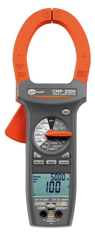 Sonel CMP-2000 Clamp Meter Digital Clamp-On Multimeter 2000A