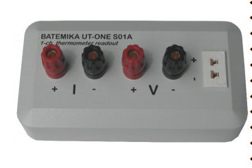 Batemika UT-ONE SO1A 1-Channel Thermometer Readout