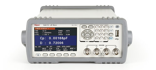 Tonghui TH2817C+ Digital LCR Meter 50kHz-100kHz Upgrade for TH2817C and TH2817CX