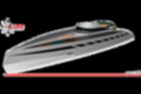 LS Revelation un YACHT de rêve, qui soit également parfait pour la navigation au quotidien.    Autant essayer de concilier l'inconciliable. Mais les modèles LUXURY se jouent des paradoxes.   En s'appuyant justement sur le pouvoir des contradictions, ils donnent vie à quelque chose d'unique.    Ce yacht réalisé avec une coque aluminium Monocat développée par Fauroux nous propulse dans un  changement radical.