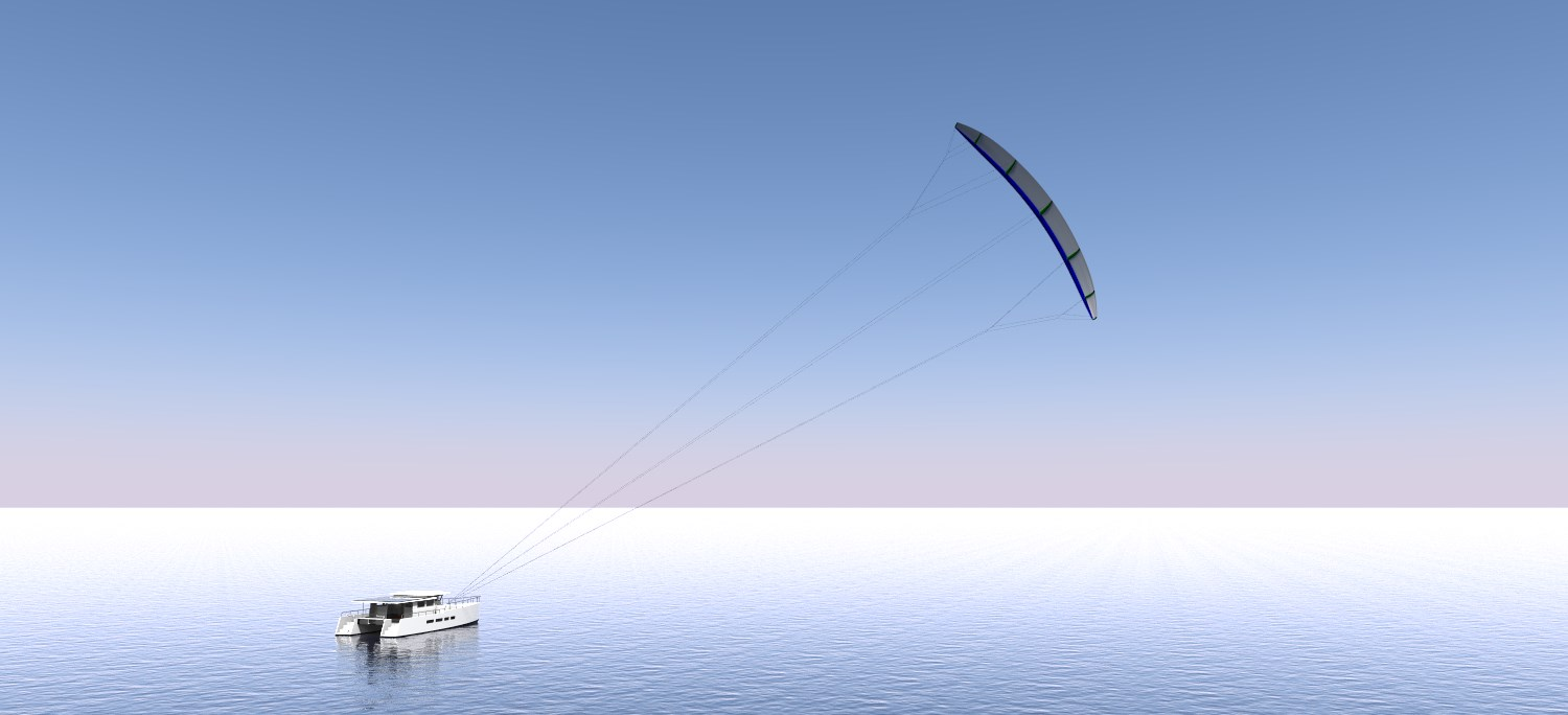 LS Adventure kite