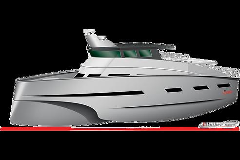 Un bateau écologique d'avenir pour la pêche et le yachting.   Le LS Secure ont été conçu pour répondre aux enjeux de son siècle.    Léger, marin,confortable, écologique et sécurisant ; voilà autant d'adjectifs qui qualifient ce bateau du futur.