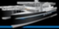 LS Adventur catamaran hybride solaire hy
