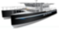 LS Adventur catamaran hybride solaire hydrojet transatlantique 2018 LUXURY SEA