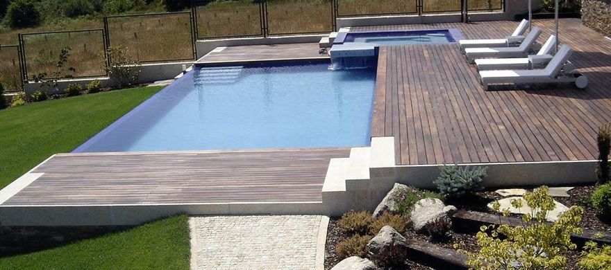 piscina presupuesto