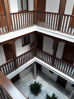 Edificio tipo Corrala