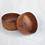 Thumbnail: Teak Wooden Bowl 10cm  - KHKK219