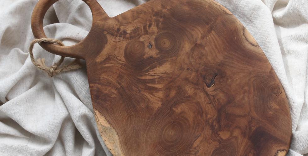 Donna's Teak Wooden Board - KHSW002