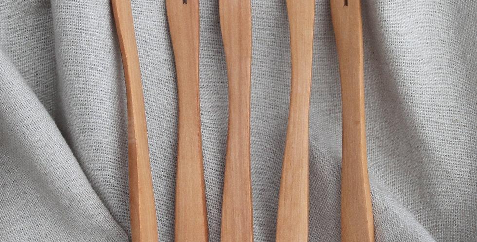 Cheese & Fruit Wooden Picks - KHKK096