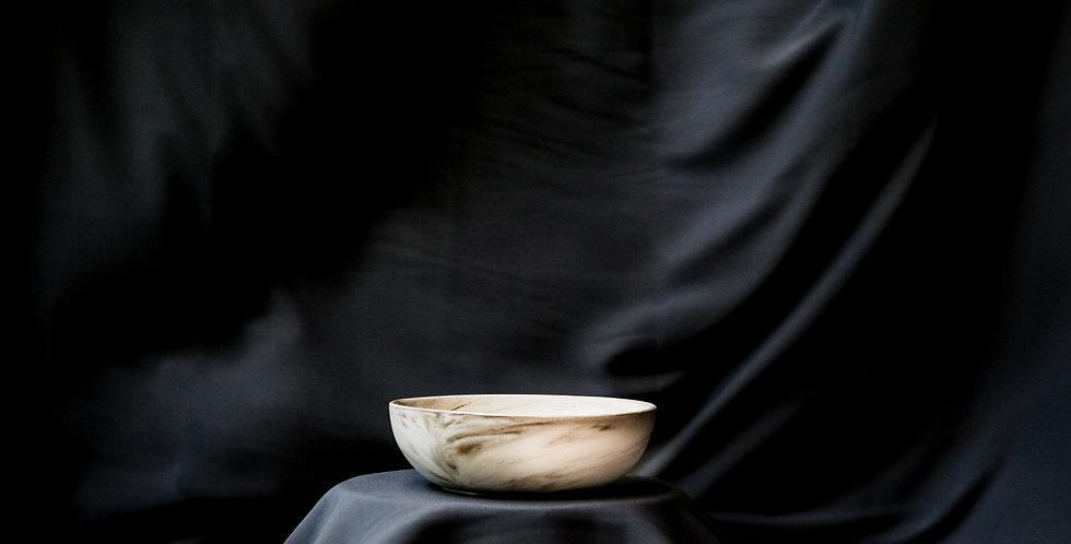 Ash Marble Bowl No. 1