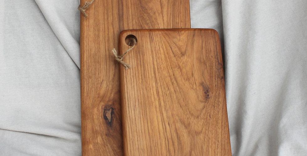 Java Teak Wooden Board MEDIUM - KHKK193