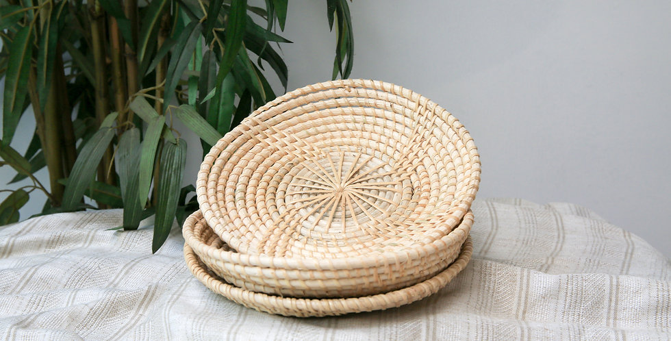 Bamboo Plate - Small