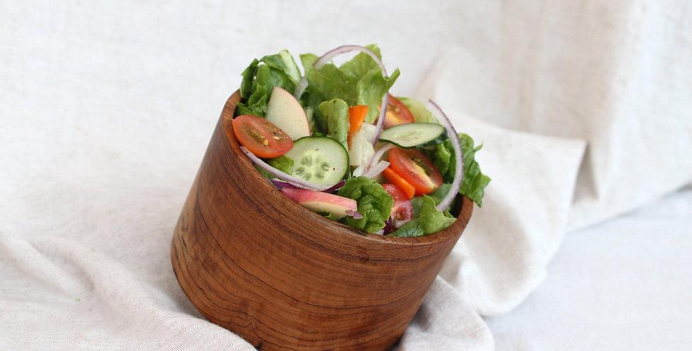 Bucket Wooden Bowl - BOSW013