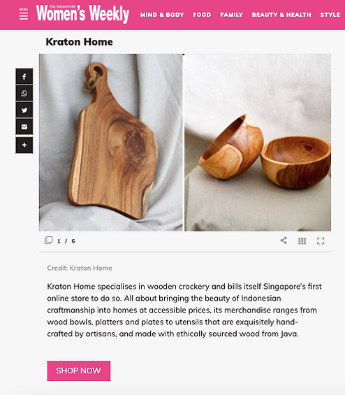 6 Places In Singapore For Beautiful Wood