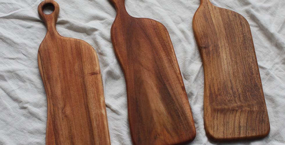 Sherry's Wooden Board