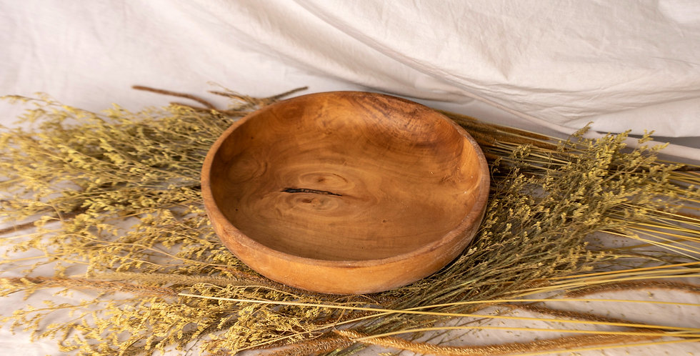 Wooden Pasta Bowl - BOSW004