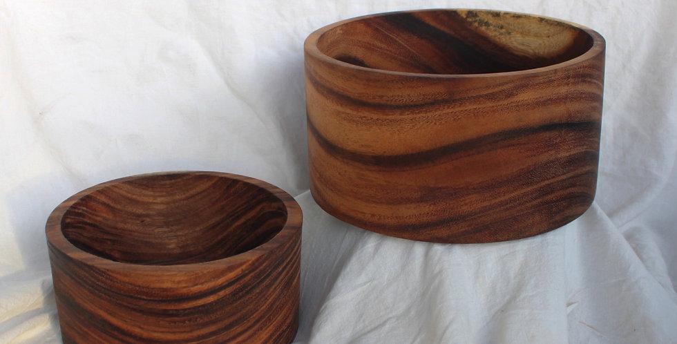 TROSO Wooden Bowl - SMALL D20cm