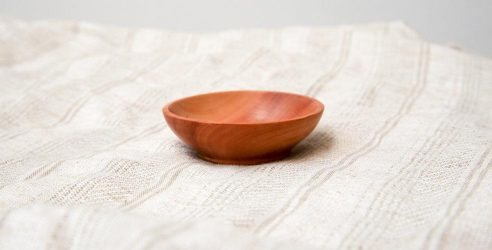 Kayu Wooden Sauce Plate No.3