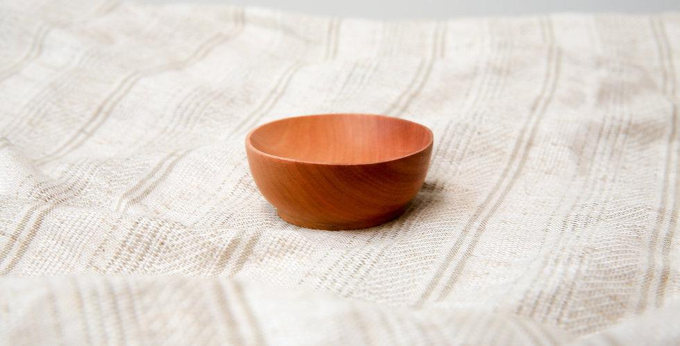 Kayu Wooden Sauce Plate No.5