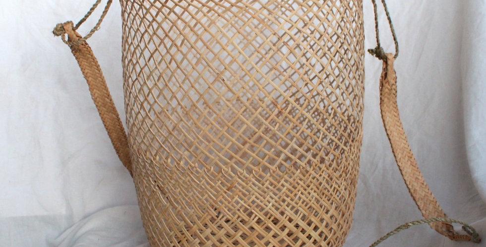 NLAYAN Handwoven Rattan Shopping Bag