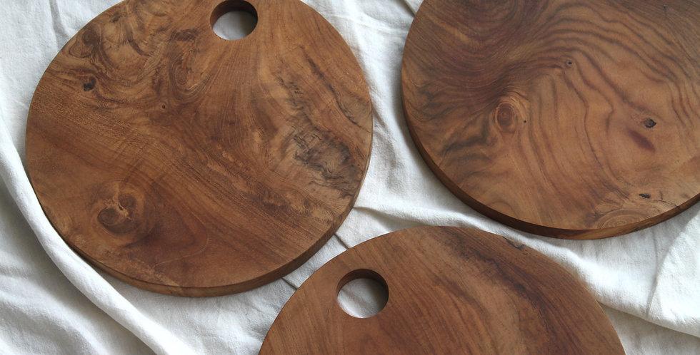Betty's Wooden Board
