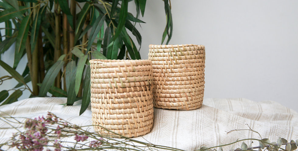 Bamboo Container - Small