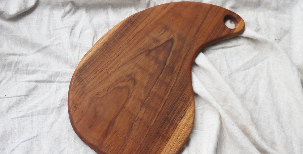 Racquel's Wooden Board