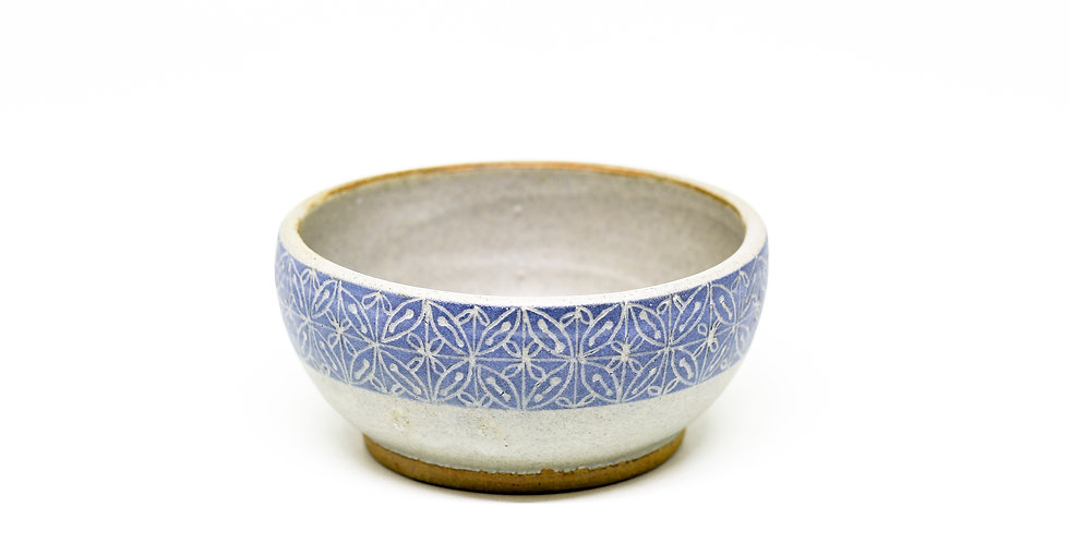 Medium Bowl Patterned