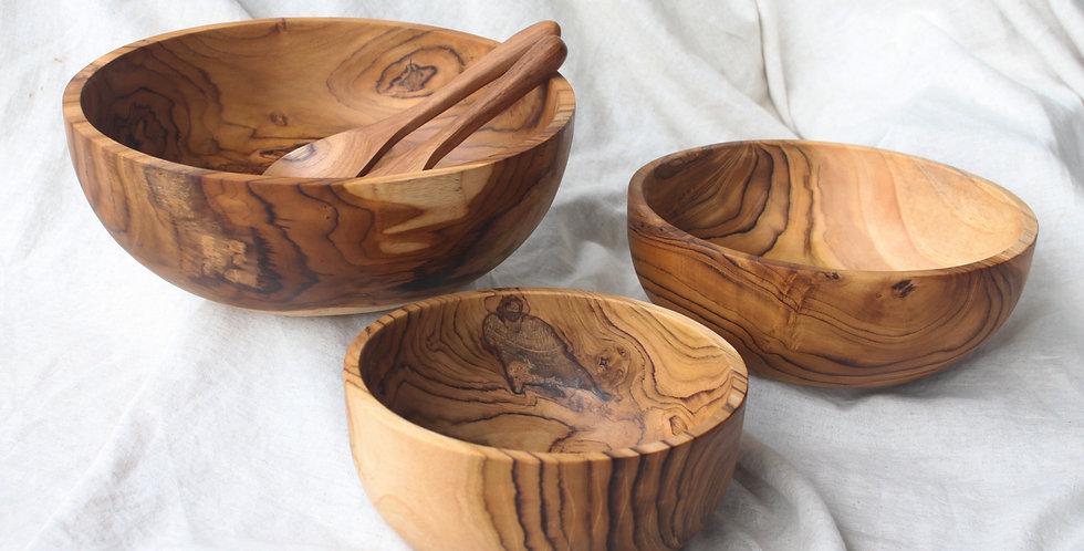 SAMA SAMA  Teak Bowl (Medium)
