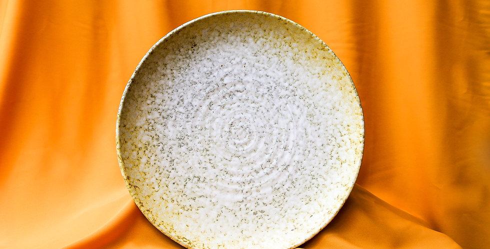 Sahara Rustic Plate No.2
