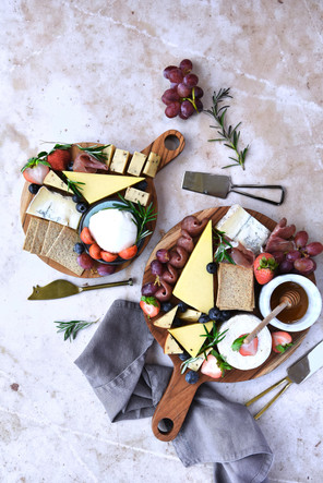 Create Your Own Cheese Platter - COMING SOON!