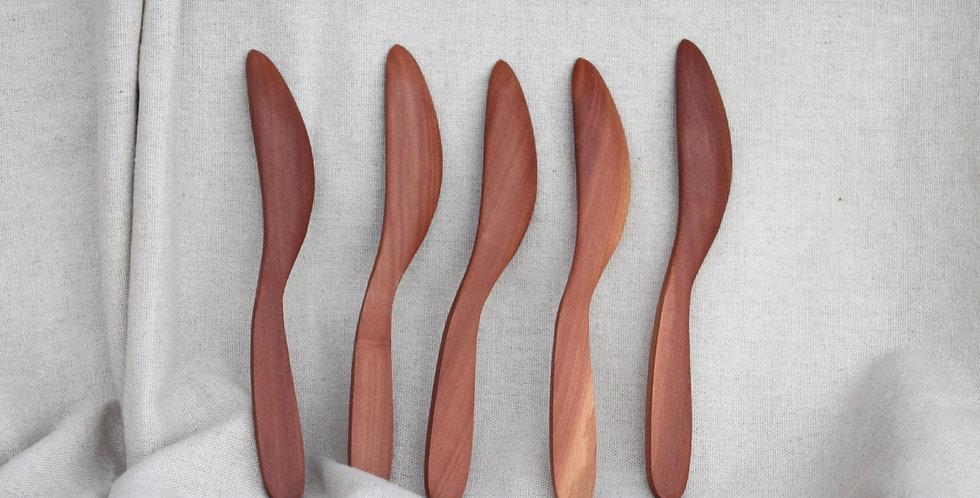 Wooden Butter Knife - KHKK103