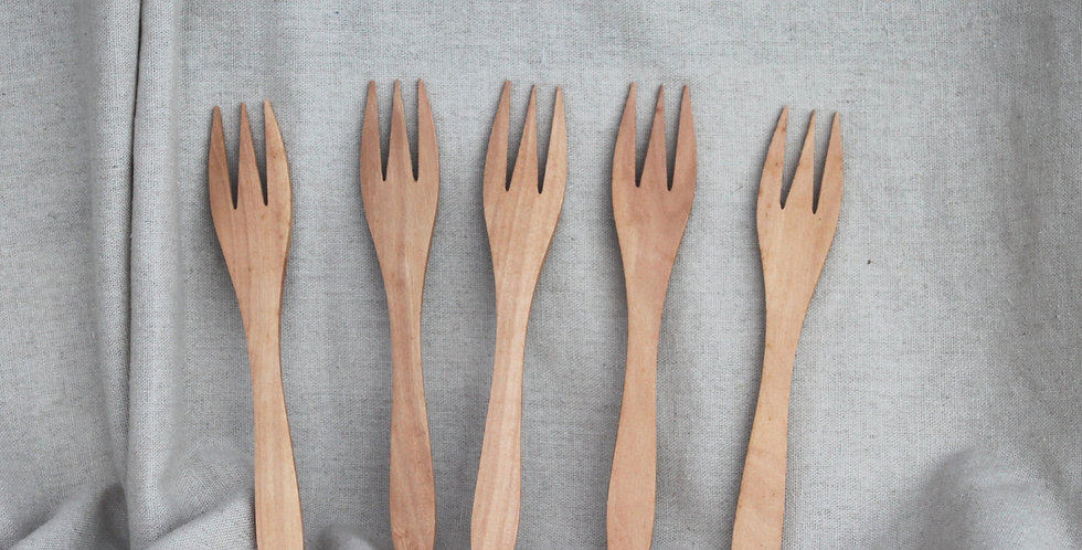 Wooden Fork - KHKK114