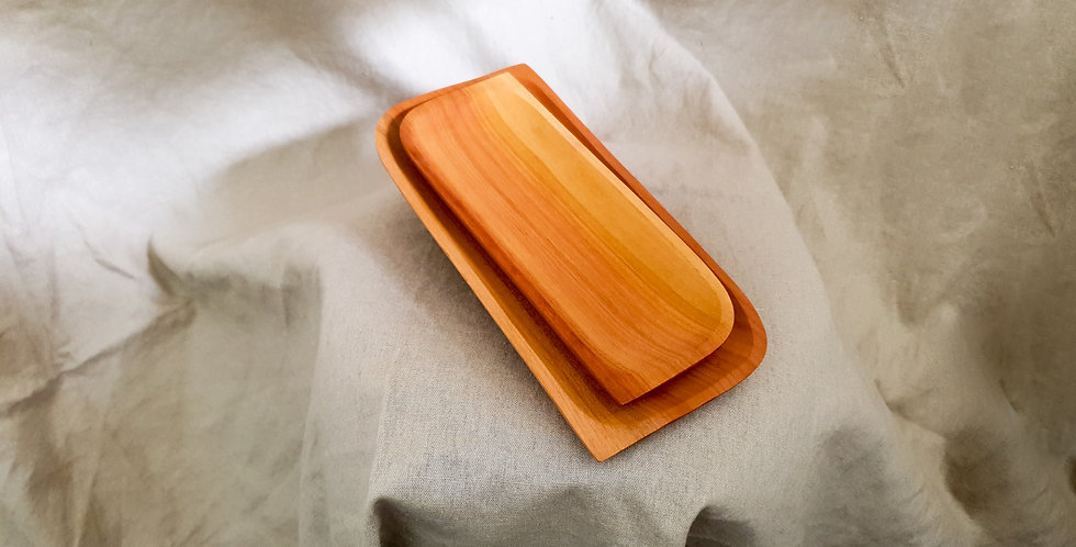 Wooden Tray - KHKK177 (Medium)