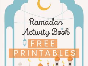 Free Ramadan Printables - 2021