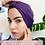 Thumbnail: Purple Swim-Workout Turban