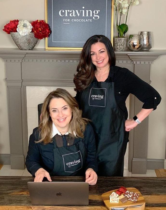 Suzanne &  Dalia- Craving for Chocolate